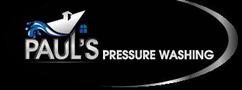 Paul's Pressure Washing